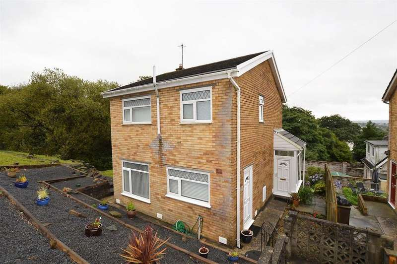 3 Bedrooms Detached House for sale in Nantfach, Llanelli
