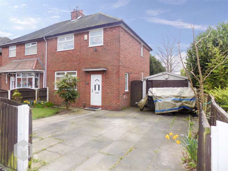3 Bedrooms Semi Detached House for sale in Windermere Road, Farnworth, Bolton, BL4