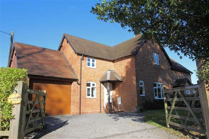 3 Bedrooms Cottage House for sale in Burnthurst Cottage, Burnthurst Lane, Princethorpe, CV23