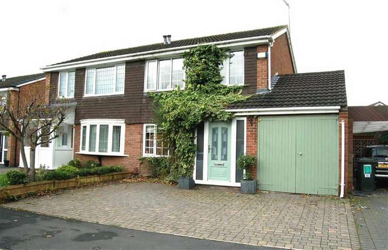 3 Bedrooms Semi Detached House for sale in Randle Meadow, Great Sutton, CH66