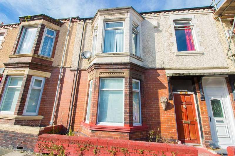 3 Bedrooms House for sale in Richmond Road, South Shields