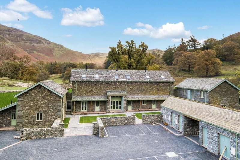 3 Bedrooms Barn Conversion Character Property for sale in 3 Kings Barns, Patterdale, Ullswater, Penrith, Cumbria CA11 0FJ