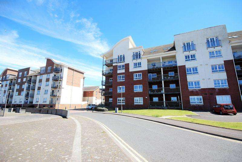 2 Bedrooms Apartment Flat for sale in 8N Glenford Place ,Ayr, KA7 1LB