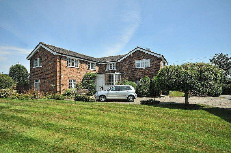4 Bedrooms Detached House for sale in Pinfold Lane, Plumley