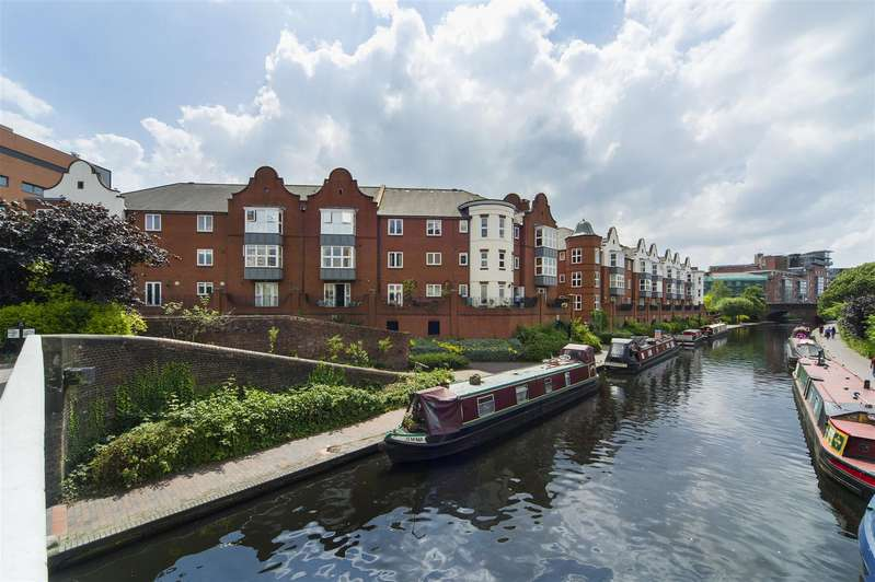 2 Bedrooms Apartment Flat for sale in Britten House, Symphony Court, Sheepcote Street, Birmingham