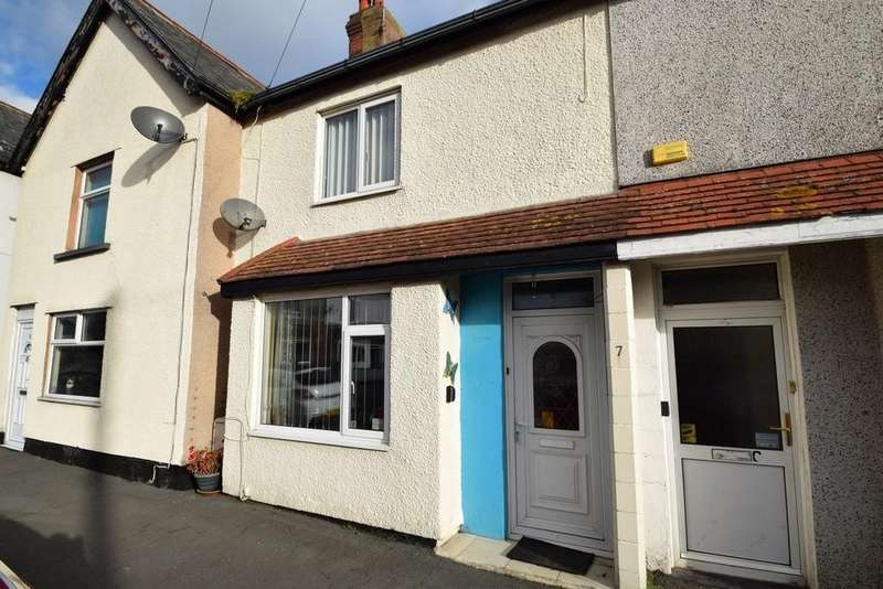 2 Bedrooms Terraced House for sale in St. Margarets Road, Llandudno Junction