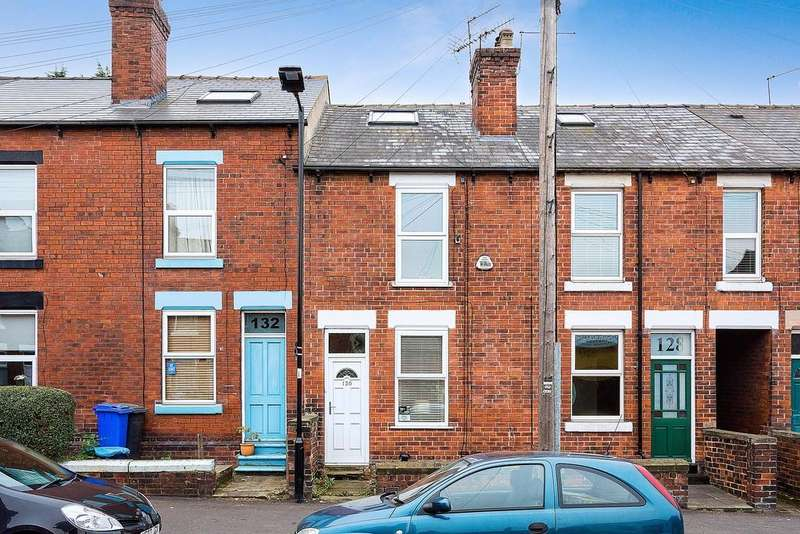 3 Bedrooms Terraced House for sale in Valley Road, Meersbrook, Sheffield