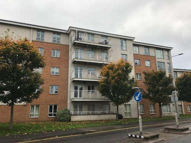 2 Bedrooms Apartment Flat for sale in Heol Glan Rheidol, Cardiff