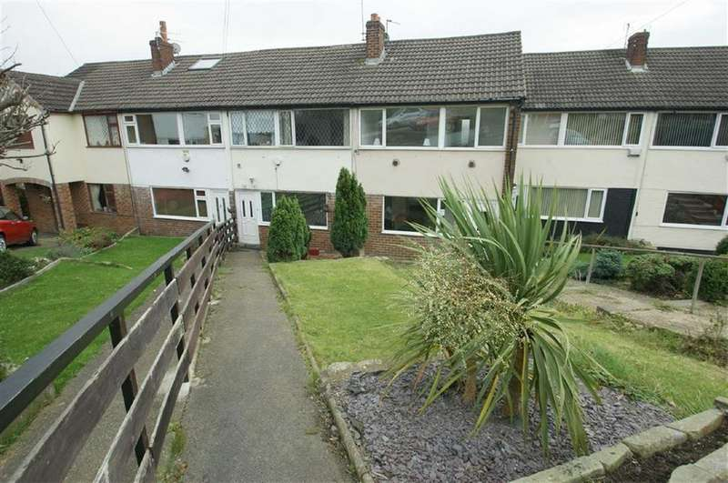 3 Bedrooms Terraced House for sale in Billingbauk Drive, LS13