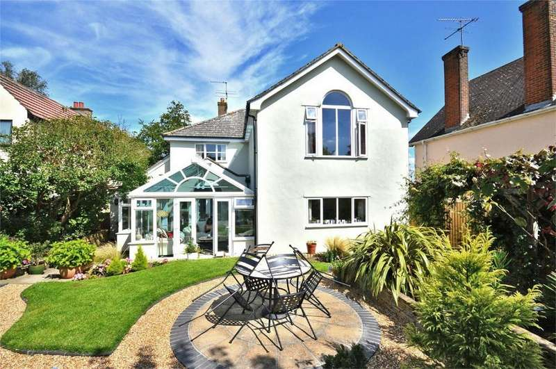 4 Bedrooms Detached House for sale in 28 Peaslands Road, Saffron Walden