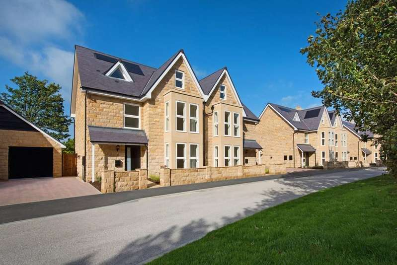 5 Bedrooms Semi Detached House for sale in Plot 4 [Arkendale] Kent Drive, Harrogate
