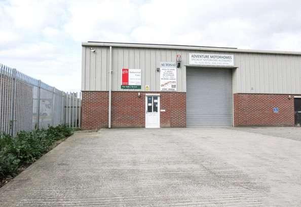 Office Commercial for rent in Evercreech Way, Highbridge, Somerset, TA9