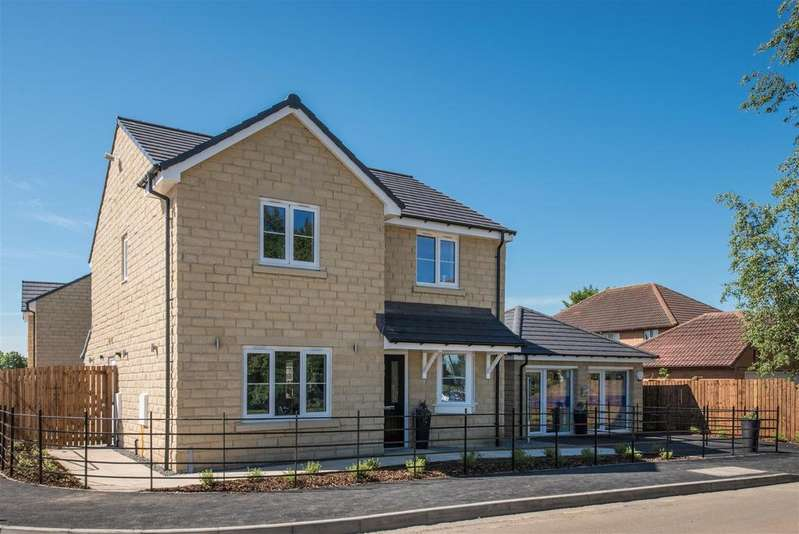 4 Bedrooms Detached House for sale in Scholars Park, Darlington