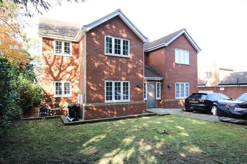 2 Bedrooms Apartment Flat for sale in Chelmsford Road, Shenfield, Brentwood