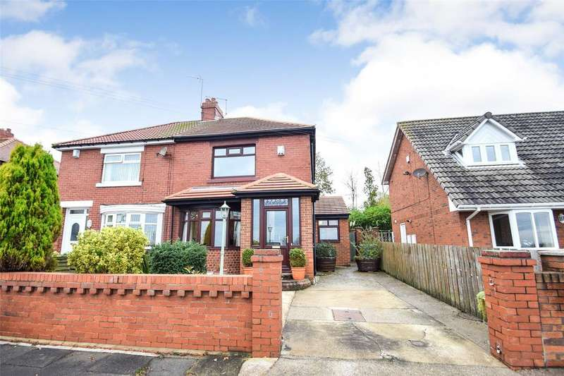 2 Bedrooms Semi Detached House for sale in Stockton Road, Seaham, Co Durham, SR7