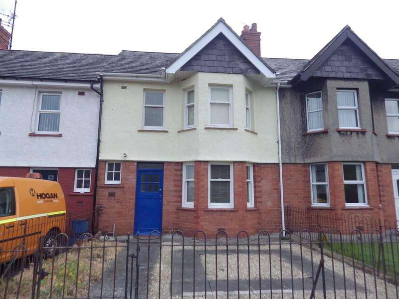 4 Bedrooms House for rent in 33 Seiriol Road, Bangor