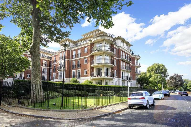 3 Bedrooms Flat for sale in Lennox House, Clevedon Road, Richmond, Twickenham, TW1