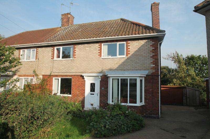 4 Bedrooms Semi Detached House for sale in Mond Crescent, Billingham