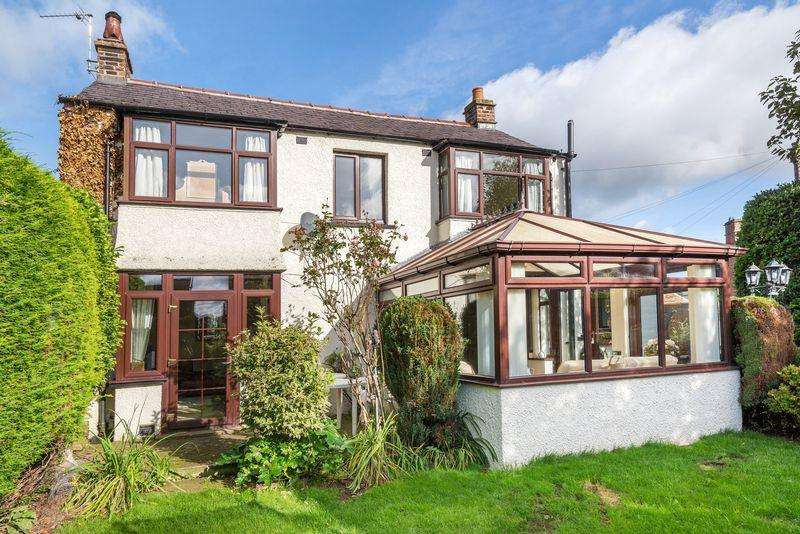 3 Bedrooms Detached House for sale in Sunnyside, Union Lane, Penrith