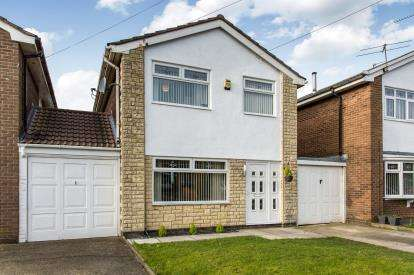 3 Bedrooms Detached House for sale in Skelton Close, St. Helens, Merseyside, WA11