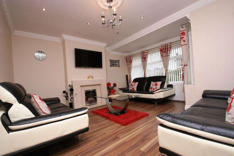 4 Bedrooms Semi Detached House for sale in Cambridge Road, Middlesbrough