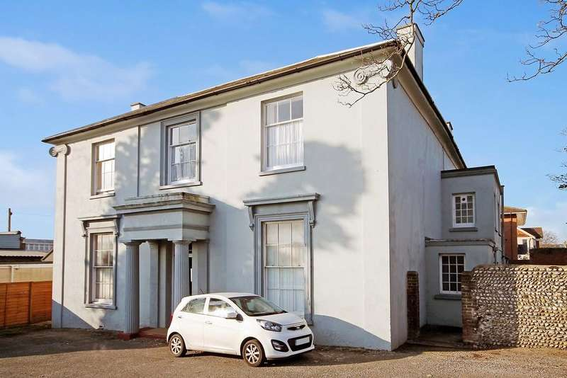 2 Bedrooms Flat for sale in Bridge Road, Worthing BN14 7BU