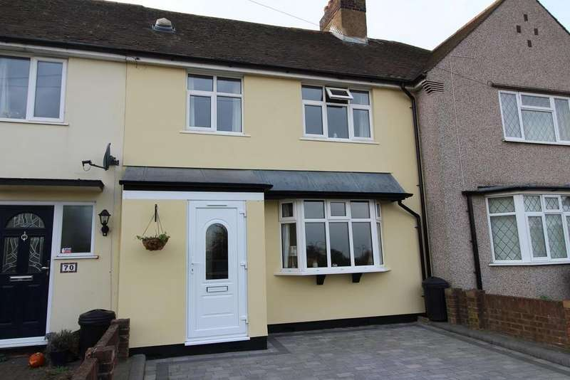 3 Bedrooms Terraced House for sale in Sunnings Lane, Upminster, Essex, RM14