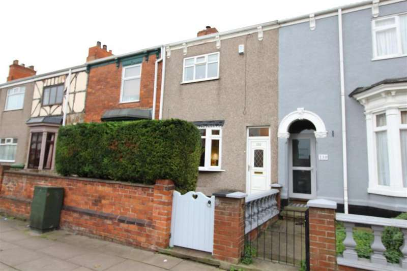 3 Bedrooms Terraced House for sale in Welhome Road, Grimsby