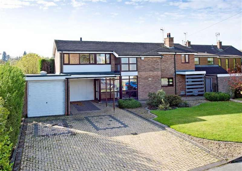 4 Bedrooms Detached House for sale in Willow End, 67, Oaken Lanes, Codsall, Wolverhampton, South Staffordshire, WV8