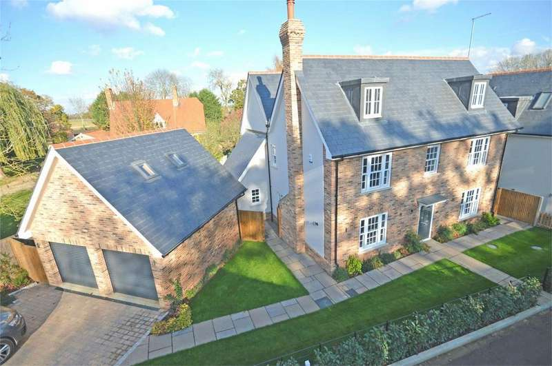 5 Bedrooms Detached House for sale in 1 The Pastures, Bishop's Stortford