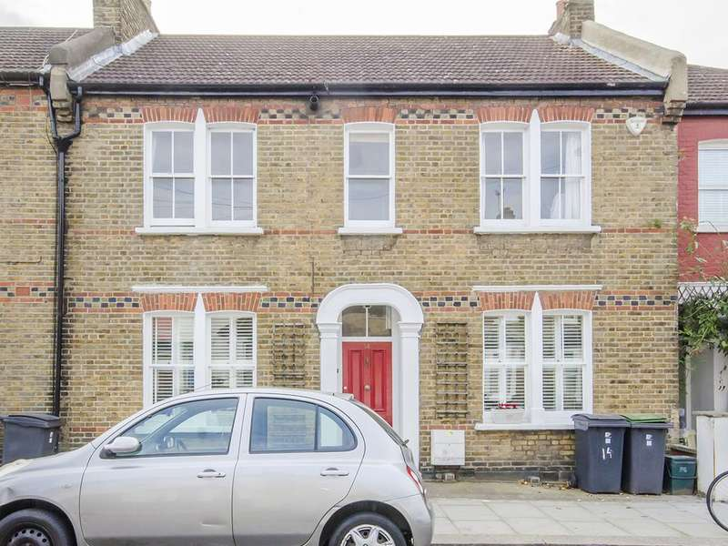 4 Bedrooms Terraced House for sale in Ranelagh Road, N22