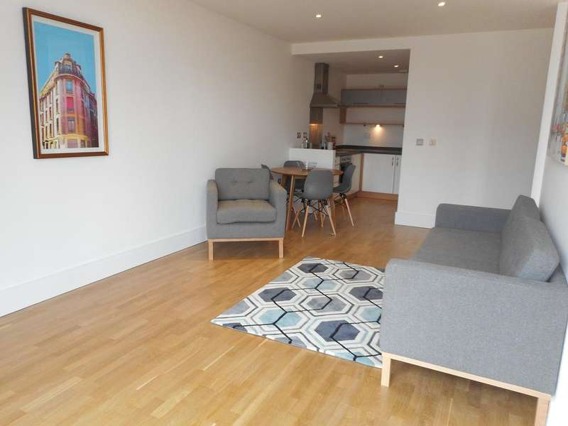 2 Bedrooms Apartment Flat for sale in The Lock Building, 41 Whitworth Street West, Manchester M1