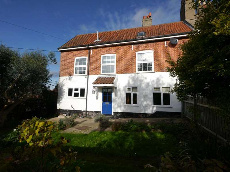 4 Bedrooms Semi Detached House for sale in Fore Street, Framlingham, Suffolk