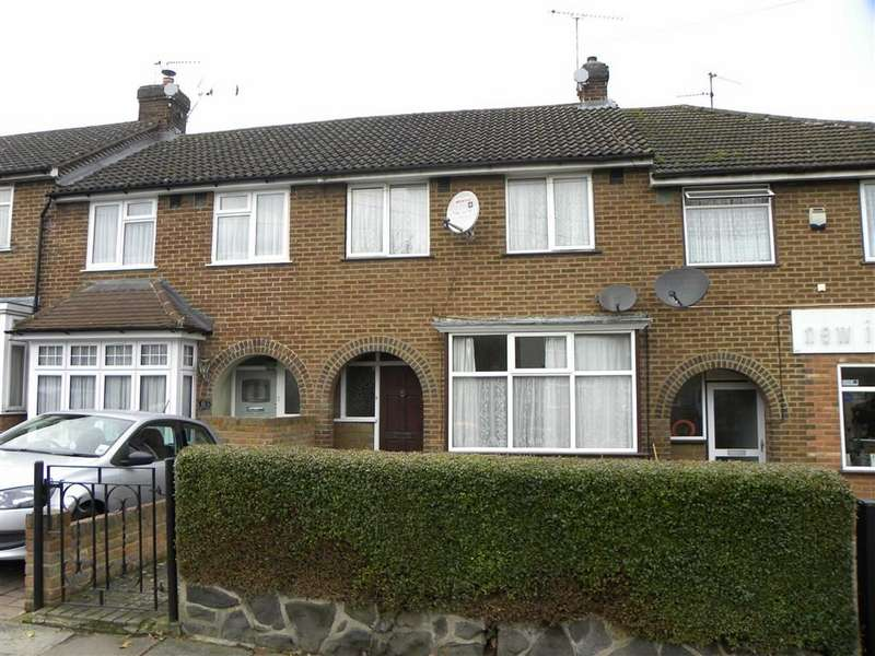 3 Bedrooms Terraced House for rent in Westfield Road, Dunstable, Bedfordshire, LU6