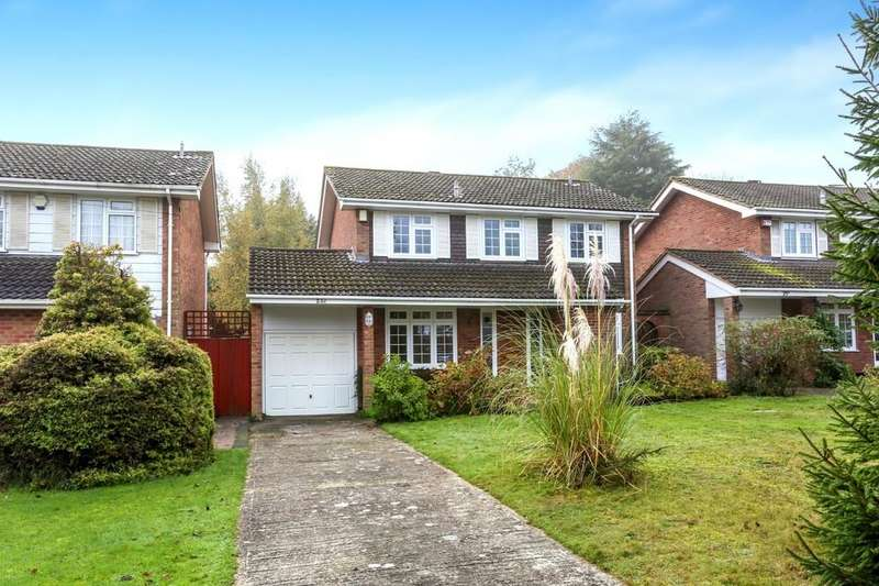 4 Bedrooms Detached House for rent in Grove Wood Hill, Coulsdon