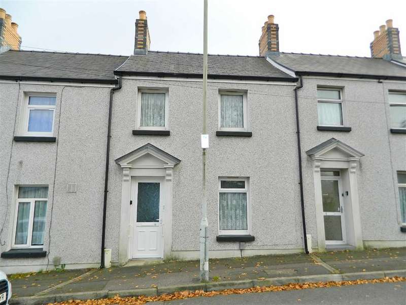 3 Bedrooms Terraced House for sale in Pentre-Mawr Road, Hafod