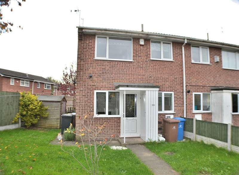 1 Bedroom Semi Detached House for sale in Mondello Drive , Derby DE24