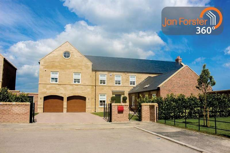4 Bedrooms Detached House for sale in Brunton Square, Newcastle Upon Tyne
