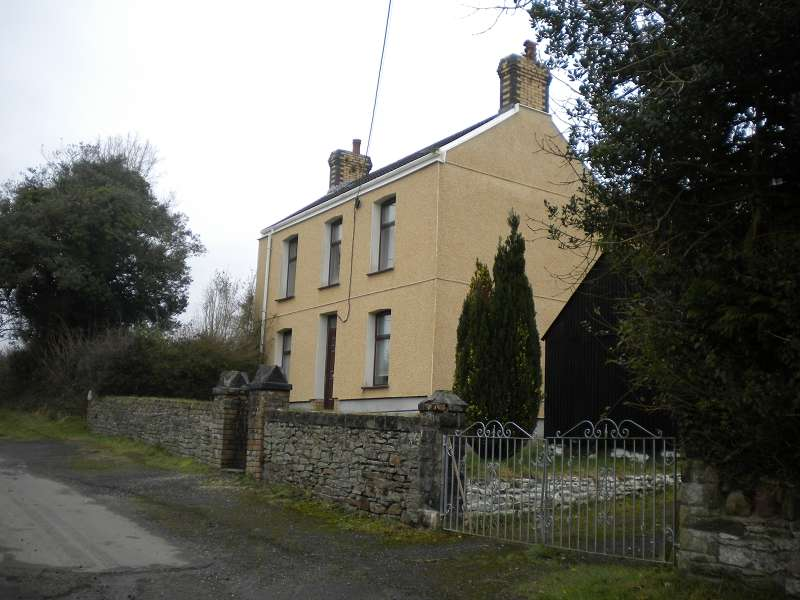 3 Bedrooms Land Commercial for sale in Penybanc Graig Fawr, Pontardulais, Swansea, City and County of Swansea. SA4 8QN