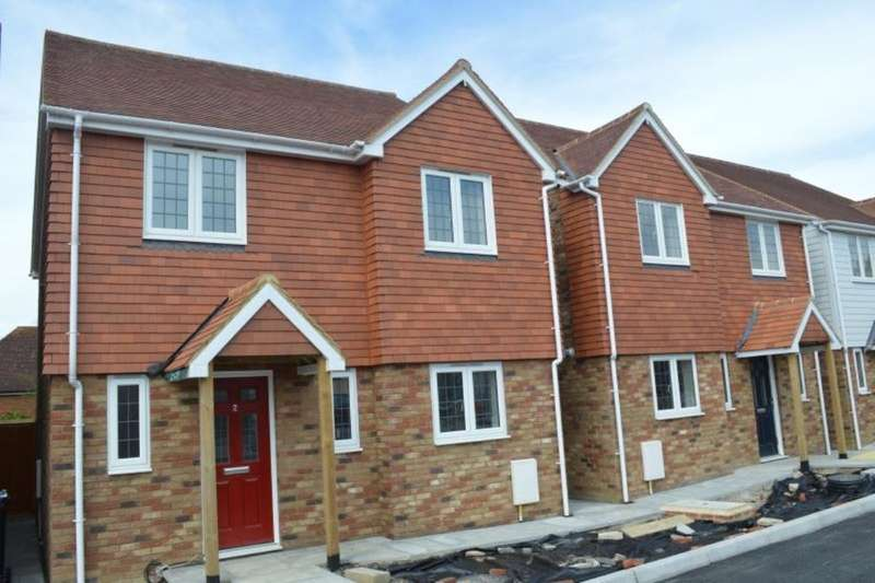 4 Bedrooms Detached House for rent in Orchard Way, Hastings, TN35