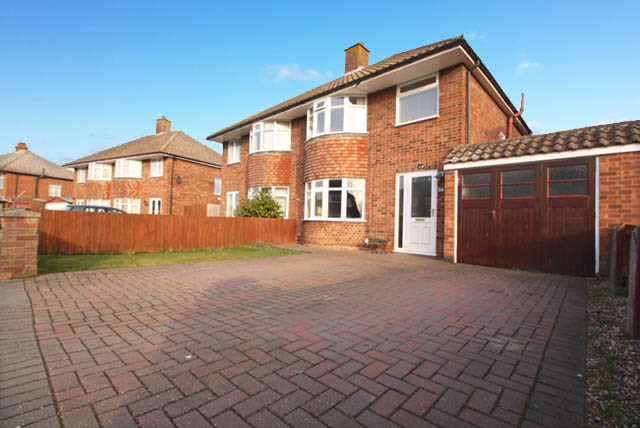 3 Bedrooms Semi Detached House for sale in Preston Drive, Ipswich