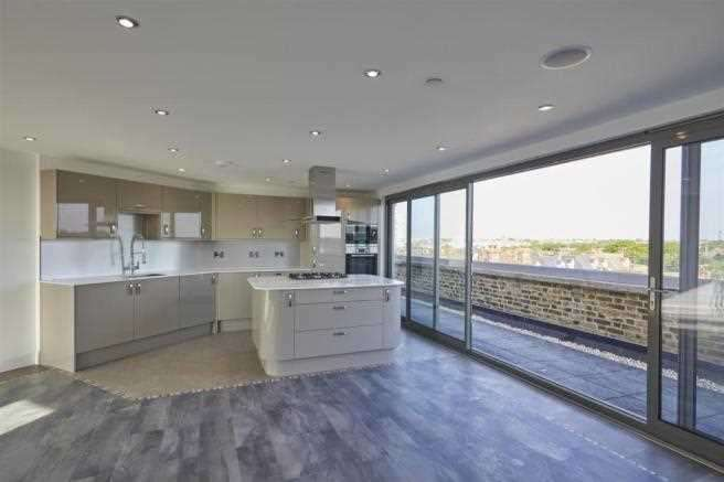 3 Bedrooms Penthouse Flat for sale in Penthouse, Former Nurses Residence, Canterbury Road, Margate
