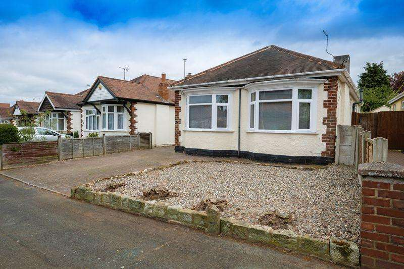 3 Bedrooms Detached Bungalow for sale in Rowan Crescent, Bradmore, Wolverhampton