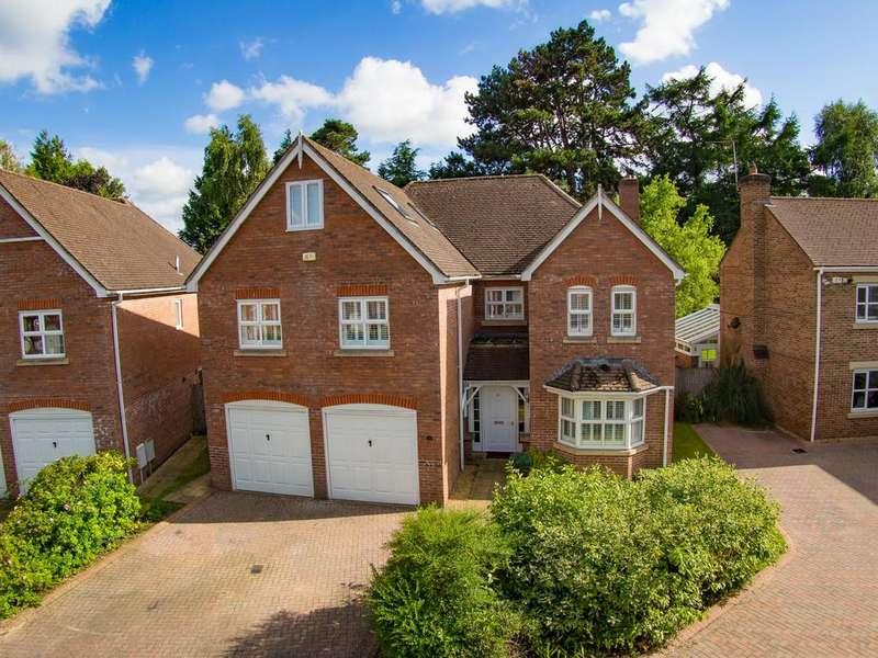 7 Bedrooms Detached House for sale in Marden Way, Petersfield, Hampshire