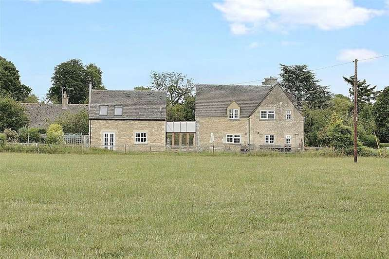 5 Bedrooms End Of Terrace House for sale in West End, Shilton, Burford, Oxfordshire