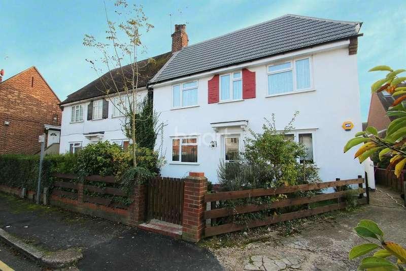 2 Bedrooms Maisonette Flat for sale in Beechwood Gardens