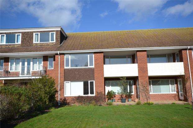 2 Bedrooms Flat for sale in Raleigh Court, 1A Raleigh Road, Budleigh Salterton, Devon