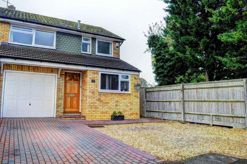 3 Bedrooms Semi Detached House for sale in Hillwerke, Chinnor