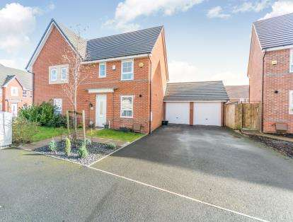 3 Bedrooms Semi Detached House for sale in Heathside Drive, Kings Norton, Birmingham, West Midlands