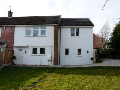 4 Bedrooms Semi Detached House for sale in Blagreaves Lane, Littleover, Derby, Derbyshire